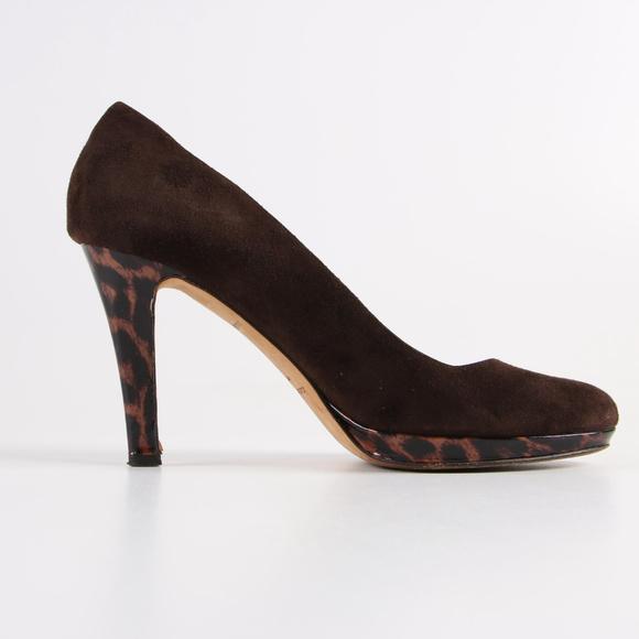 4707b2ea4903 Kate Spade Shoes | High Heel Pumps With Cheetah Print | Poshmark